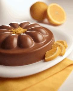 Gelatina De Chocolate Abuelita