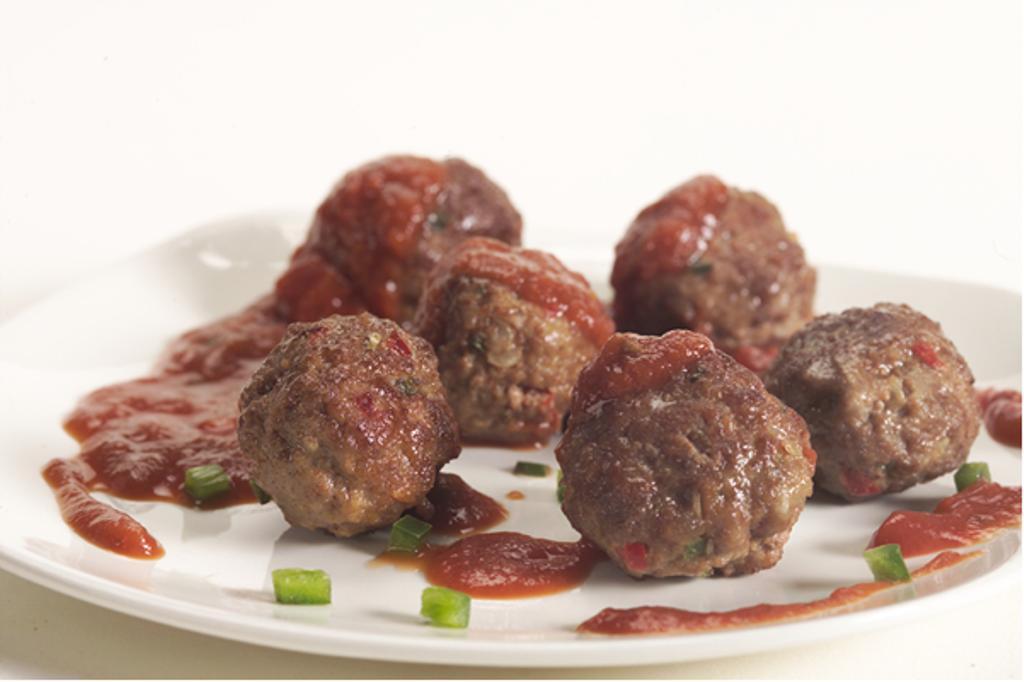 Bolitas de Carne