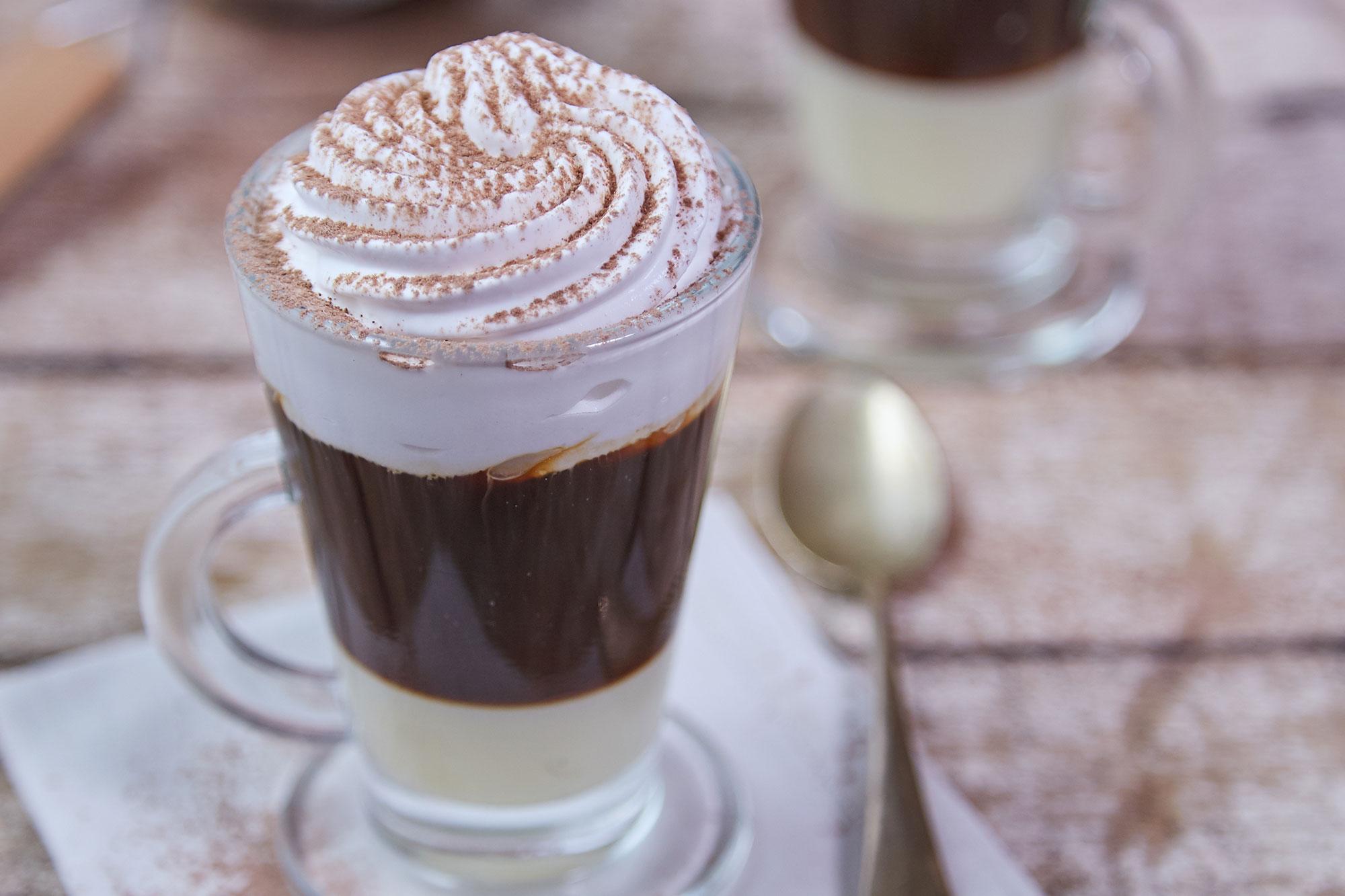 Café con Leche Condensada