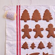 Cookies de Jengibre y Cacao
