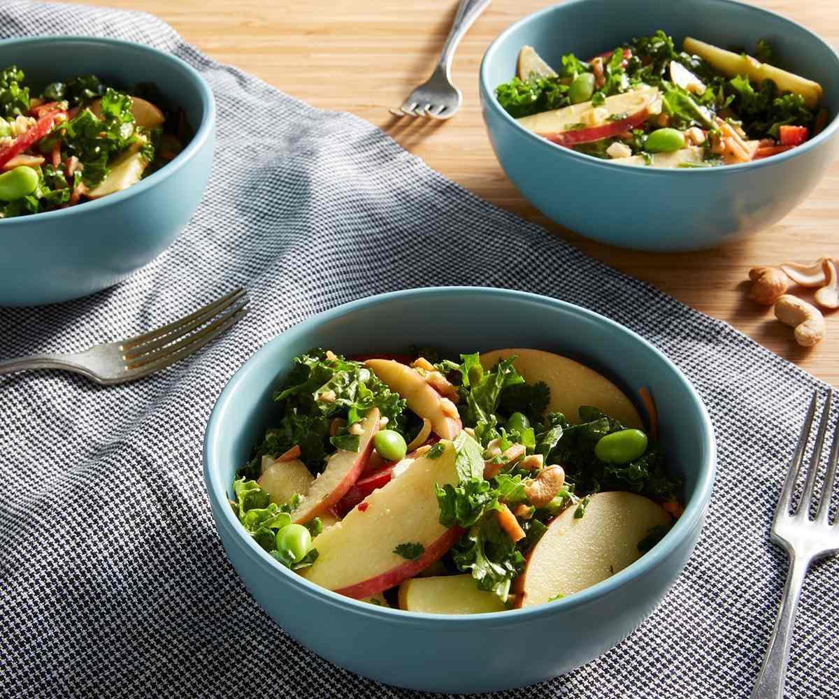 Thai-Style Chopped Kale Salad image