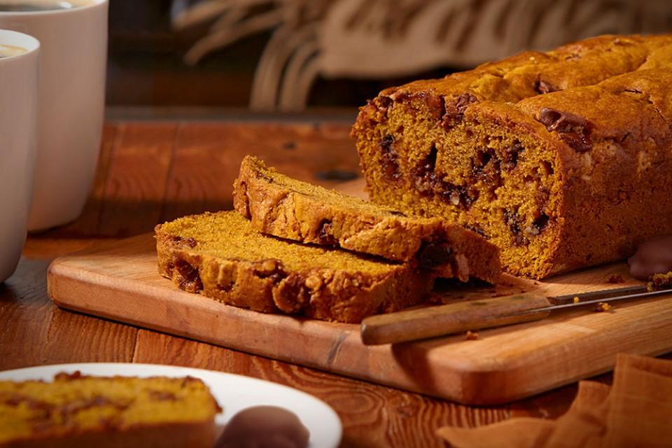 TURTLES Pumpkin Spice Bread