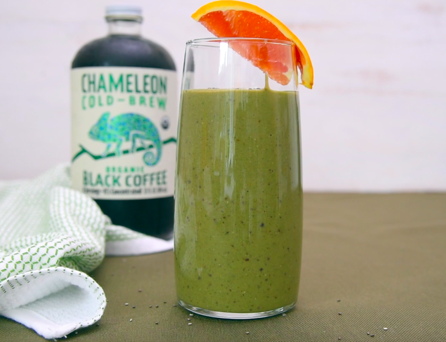 Chameleon Cold-Brew Everything Smoothie