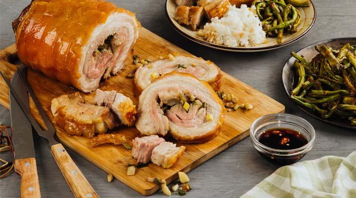 Italian Style Roast Pork