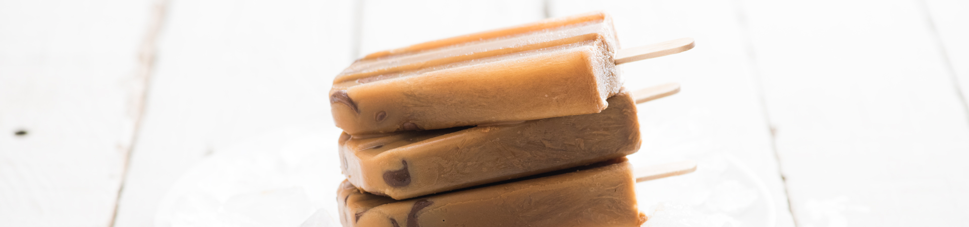 Hazelnut Coffee Pops