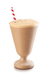Licuado de chocolate