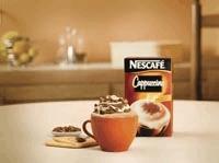 Cappuccino helada tentación
