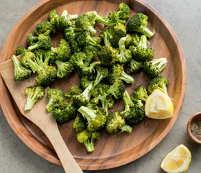 Oven Roasted Broccoli image