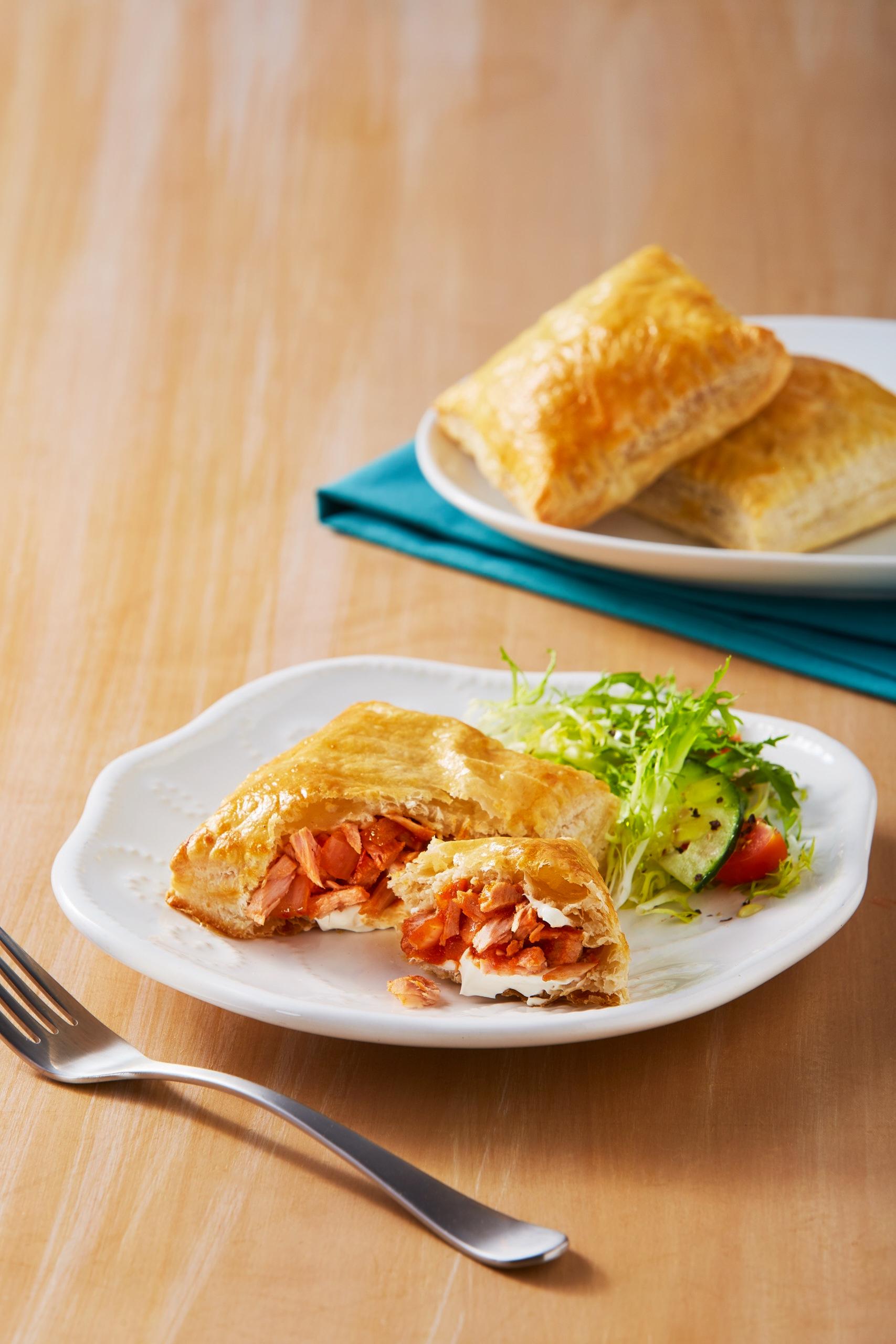Empanadas de atún con chipotle
