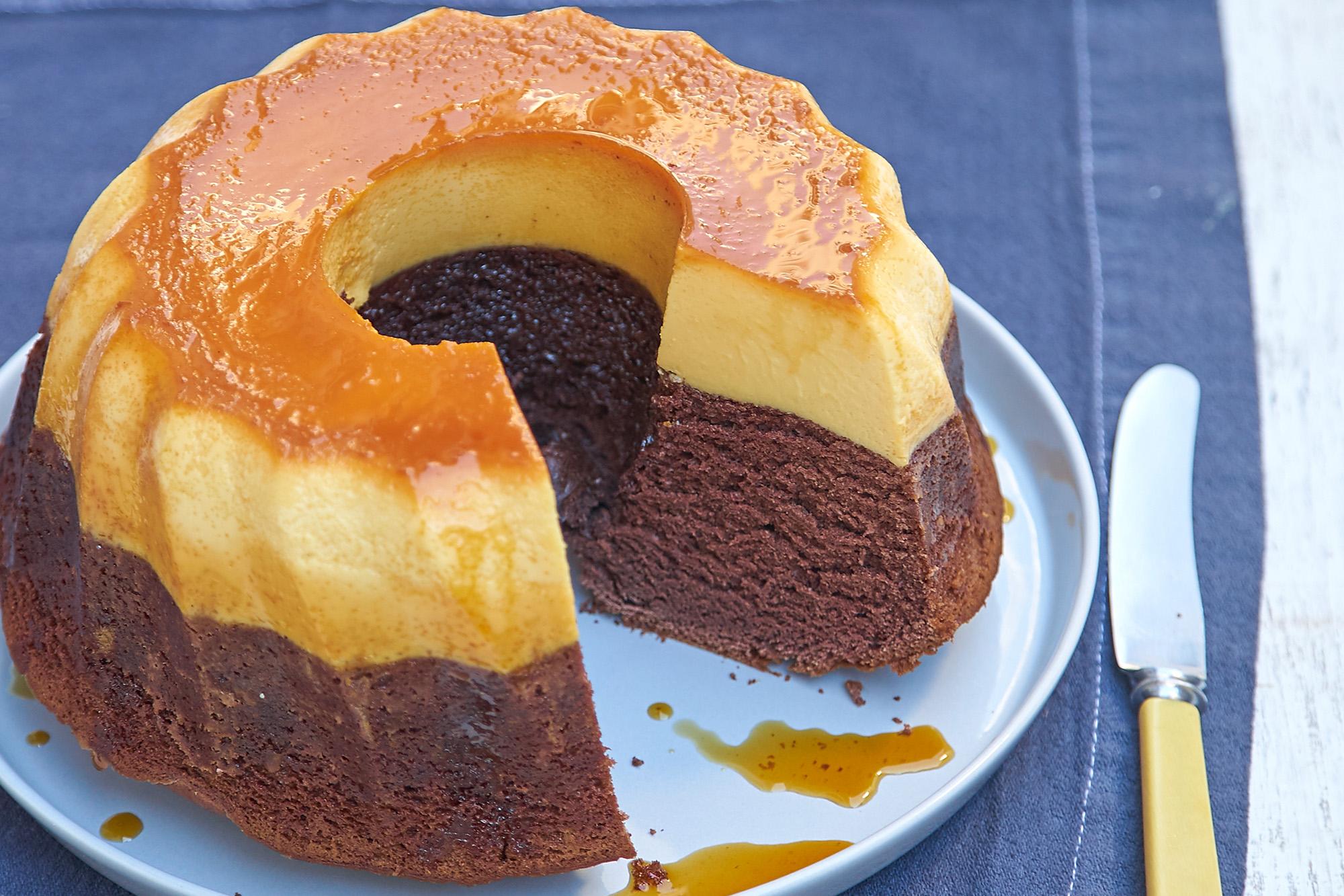 Torta flan