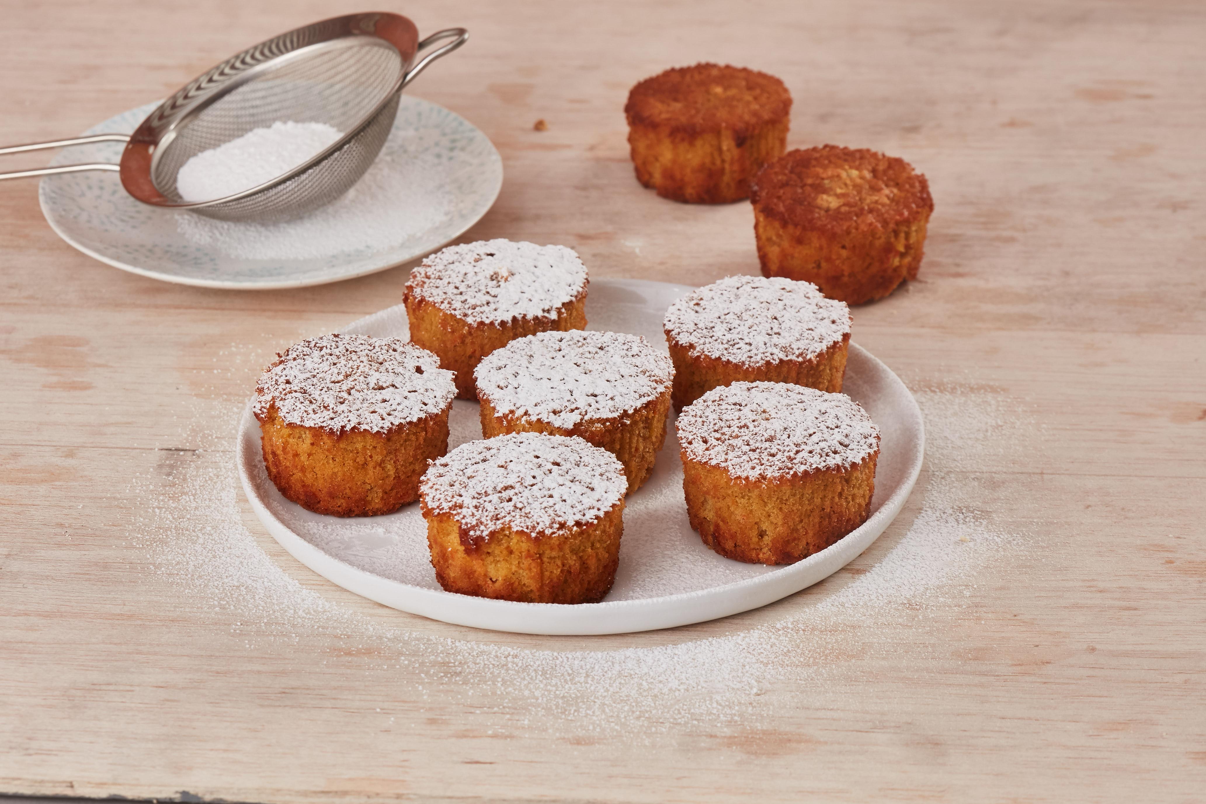 Muffin de Zanahoria