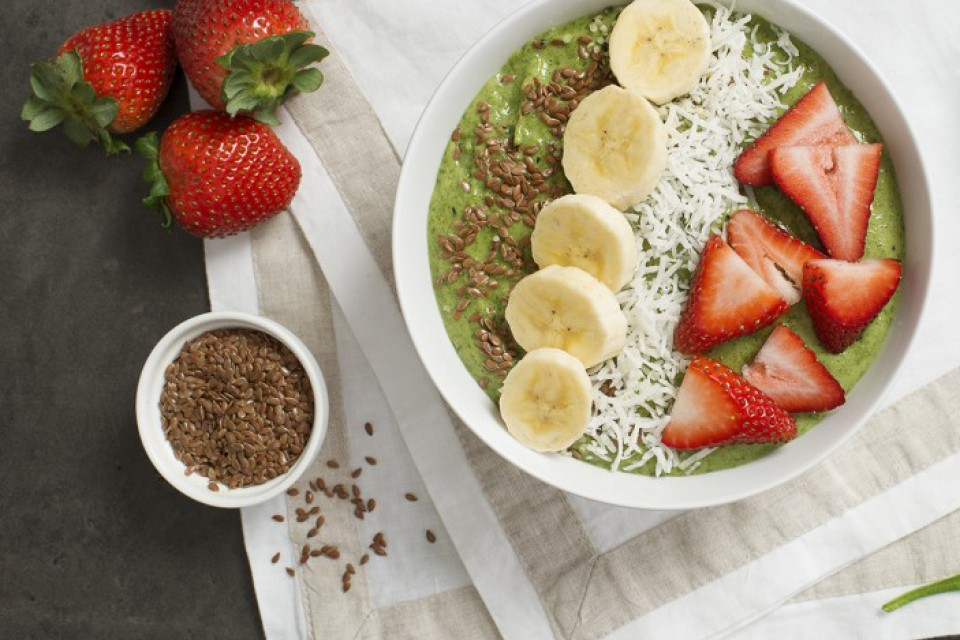 BOOST High Protein Berry Smoothie Bowl