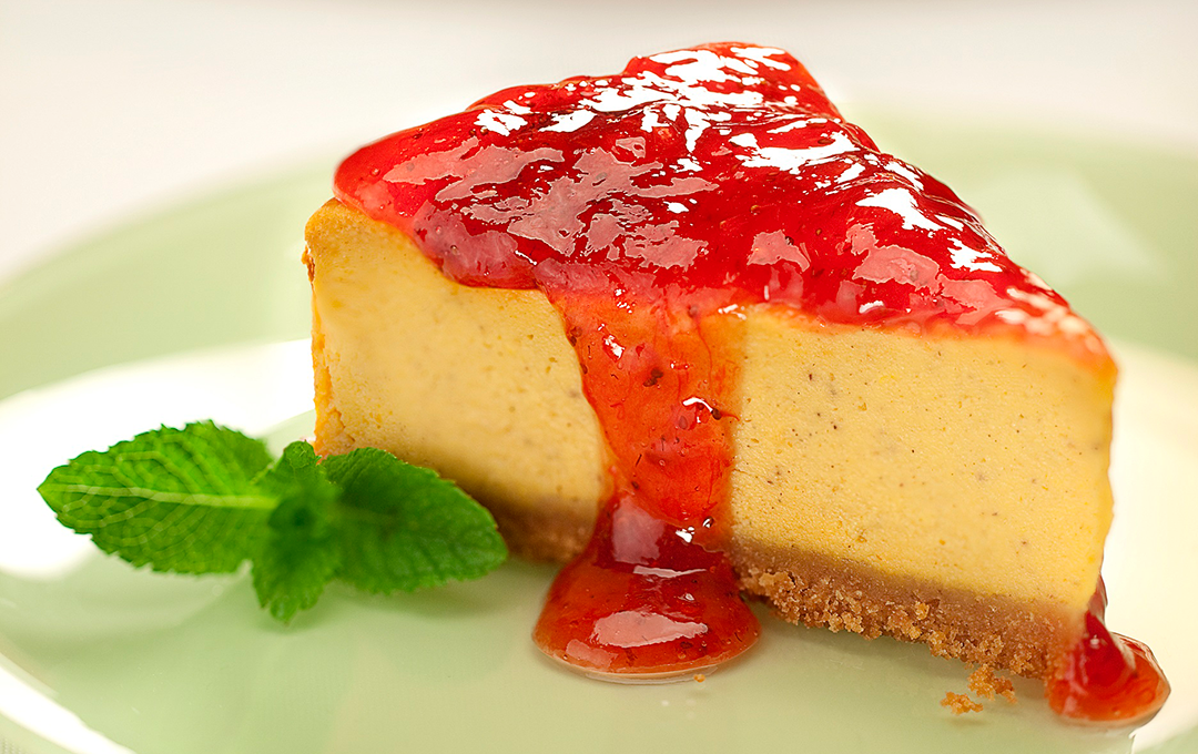 Cheesecake de Auyama