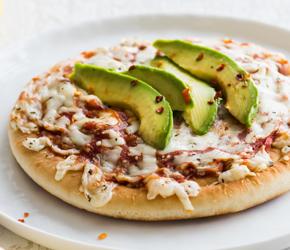 Avocado Pizza Toast