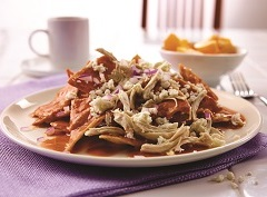 Chilaquiles mayas