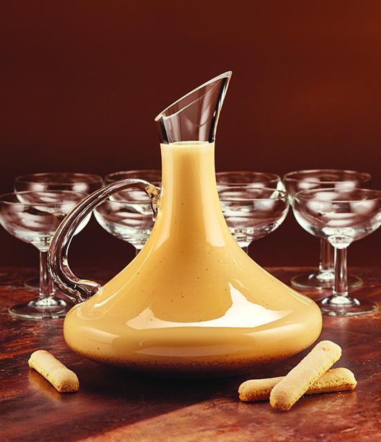 Tiramisu Ponche De Crème