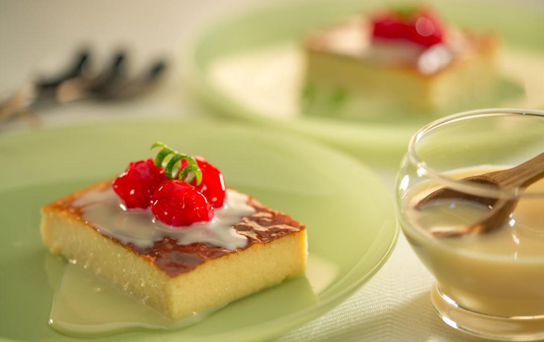 Torta de Ricotta y Leche Condensada LA LECHERA®