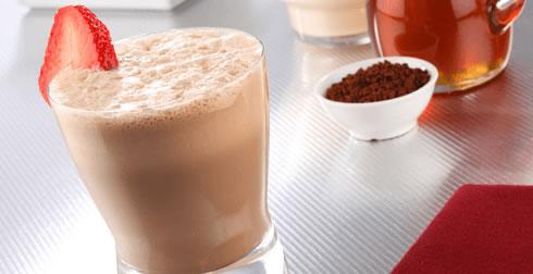 Ponche frío de café