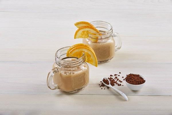 Café coco-naranja