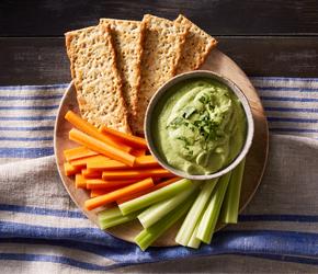Kale and Cashew Dip