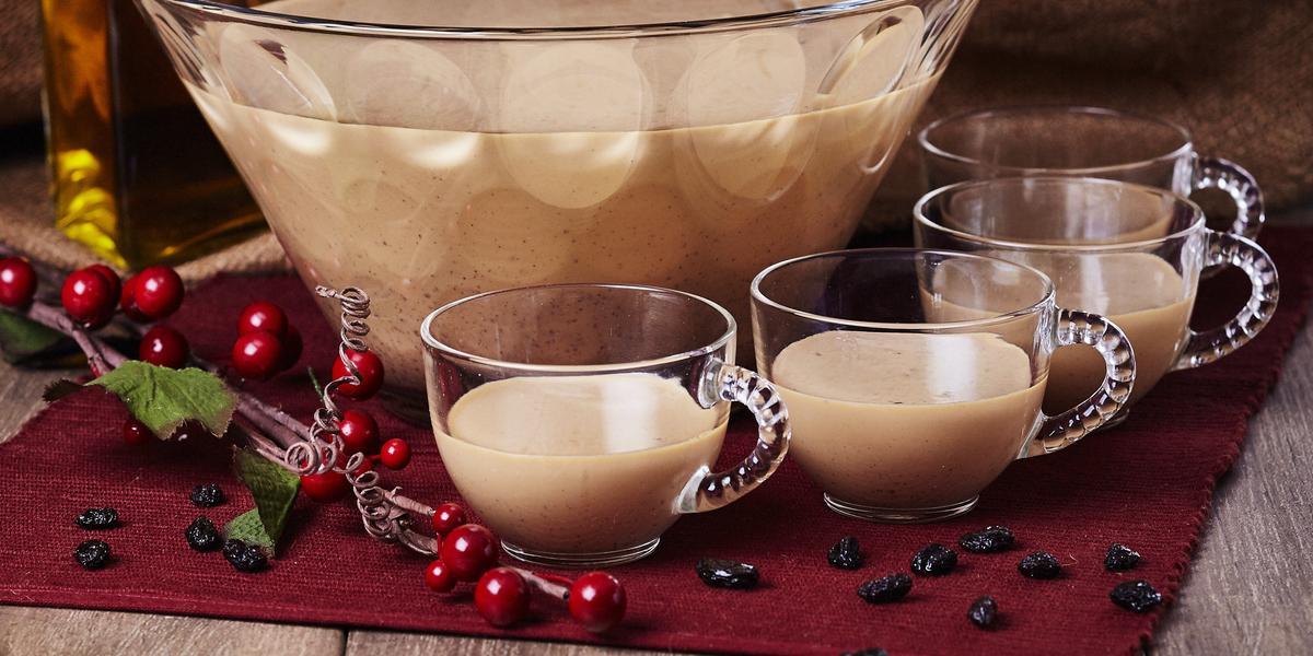Rum and Raisins Ponche de Creme
