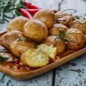 Zapečeni krumpir s ružmarinom