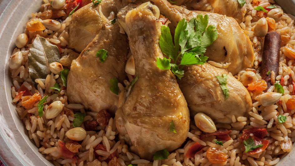 Chicken Kabsa With Khaleeji Cooking Paste Maggi Arabia