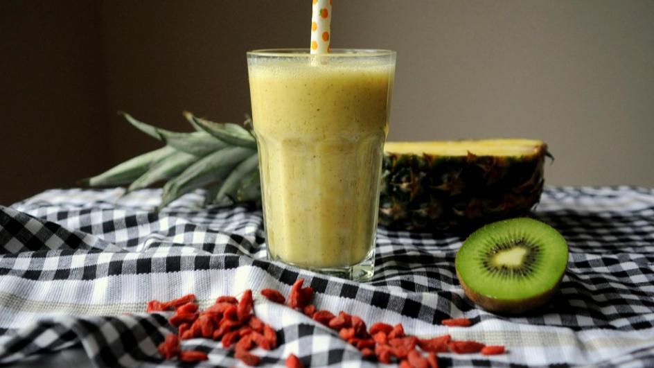 Ananasowa osłoda