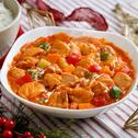 All-in-ONEderful Creamy Chicken Menudo
