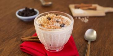 Meksykański pudding ryżowy (arroz con leche)