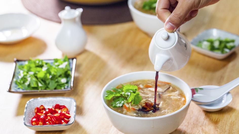 Sup Istimewa Hirisan Perut Ikan