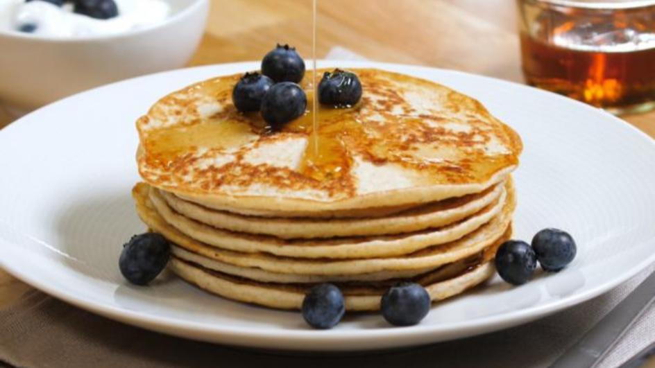 Protein Pfannkuchen aus Haferflocken