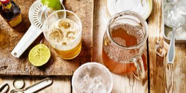 Bier-Mixgetränk Maggilada