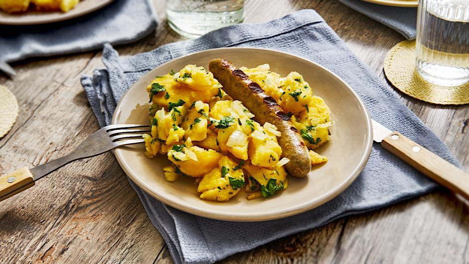 Kartoffelsalat mit MAGGI HOT Würze