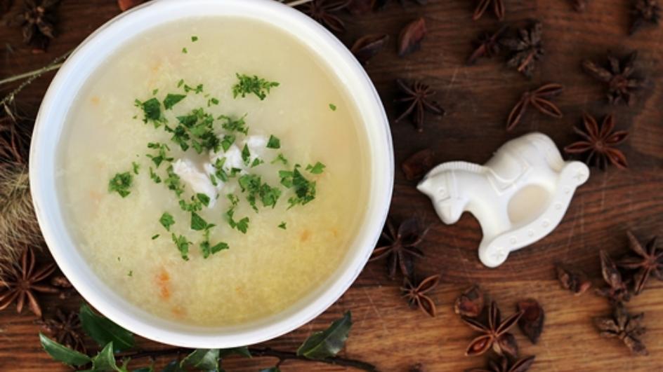Zupa rybna przepis wigilijny