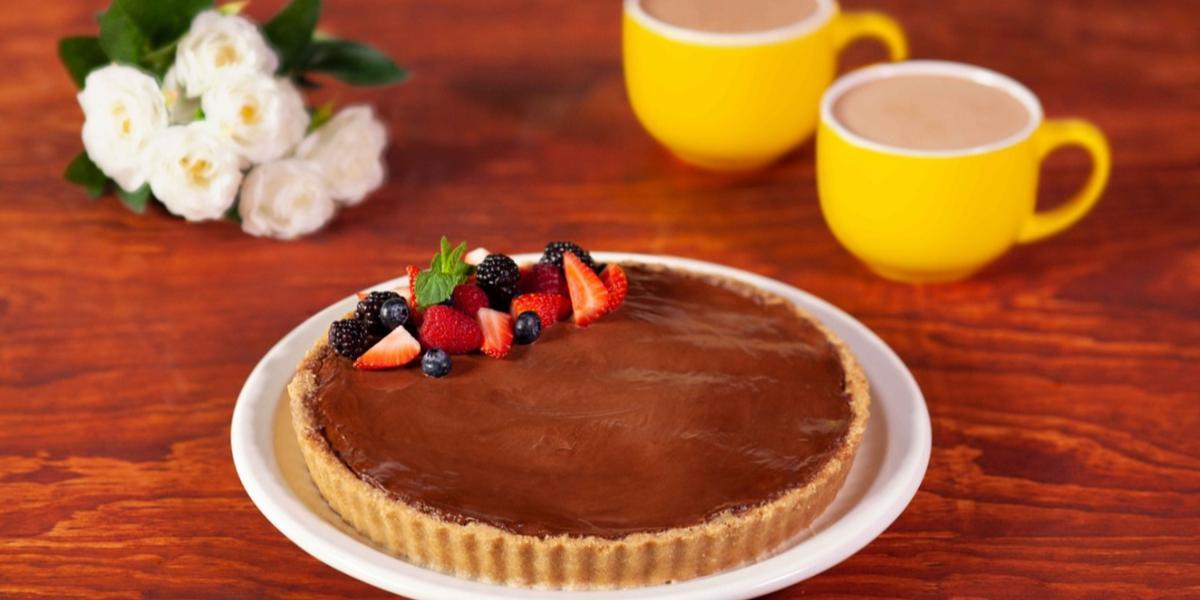 Tarta de Chocolate ABUELITA®