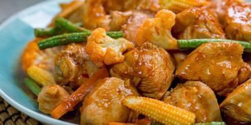 Ayam Paprik