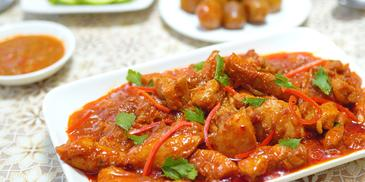 Sambal Tumis Chicken