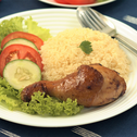 Raya Special Chicken Rice
