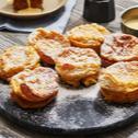 Schwäbischer Pfitzauf (schwäbische Muffins)