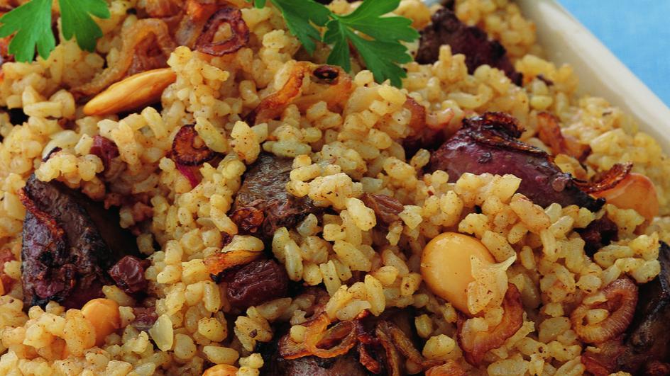 أرز الخلطة