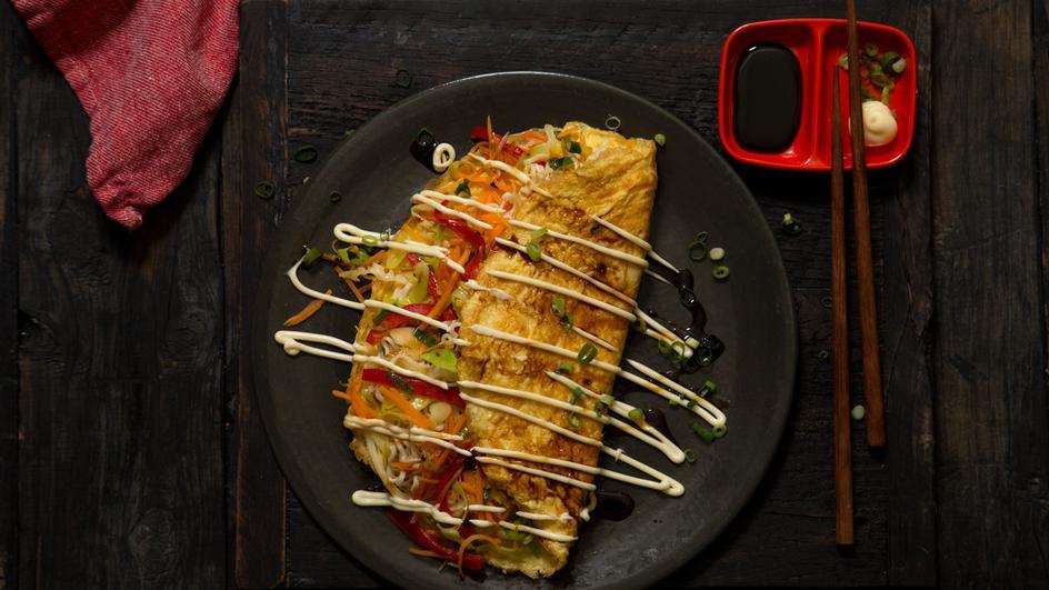 Vietnamese pancake