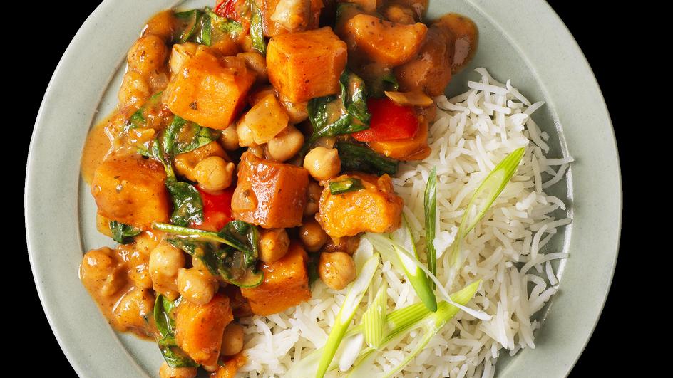 Maggi® So Juicy® Sweet Potato Curry