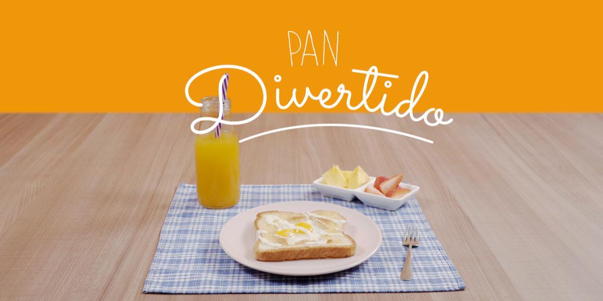 PAN DIVERTIDO