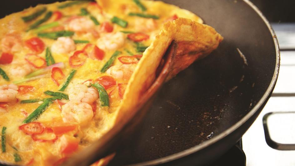 Omelet Sedap