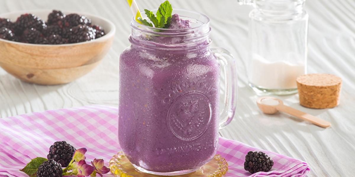 Smoothie De Frutas Ligero Recetas Nestle
