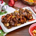 Supreme Crispy Pork Adobo