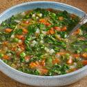Spinach and 11 Vegetables Soup
