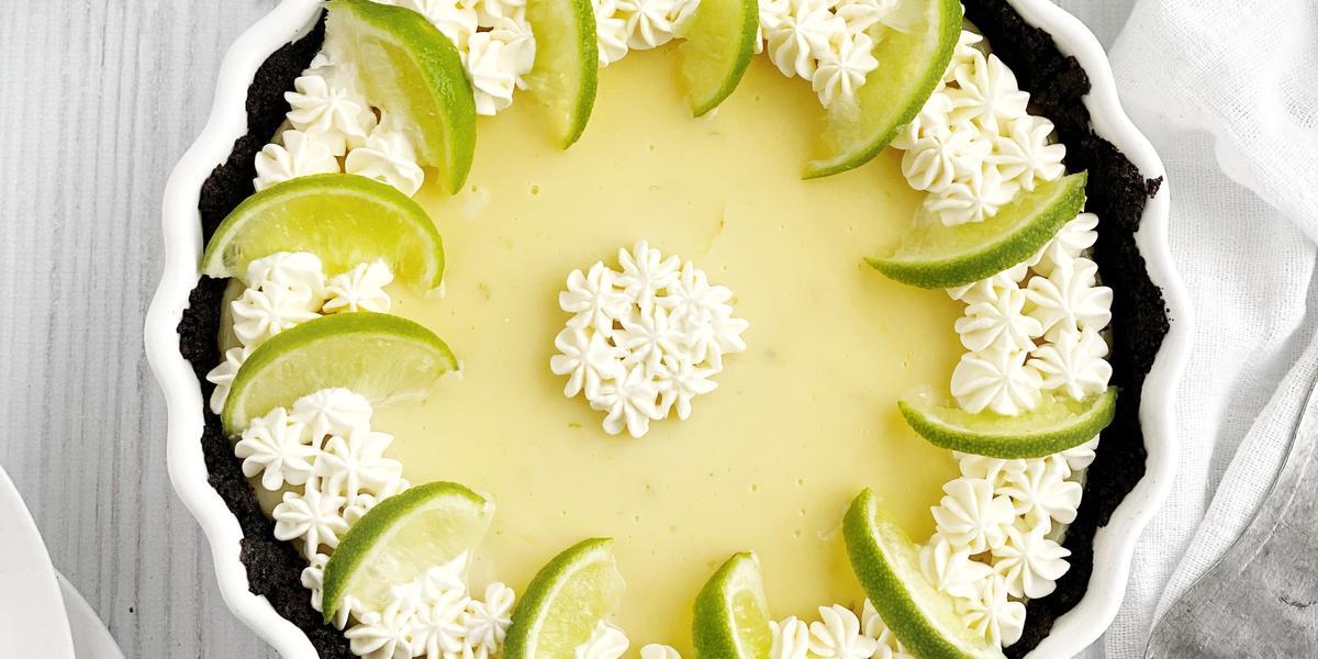 Tarta ChocoLima by Florencia Bosso