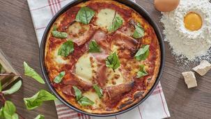 Pizza, ahogy még sosem próbáltad